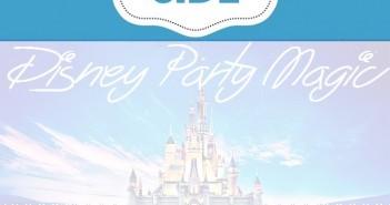 Disney Party Magic - Part Three, Snacks