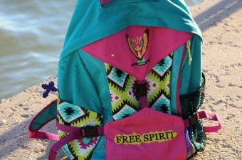 In Style with the Gypsy Soule Free Spirit Backpack Review