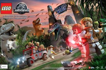 It's a Jurassic World (with LEGO)