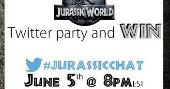 Jurassic World Twitter Party