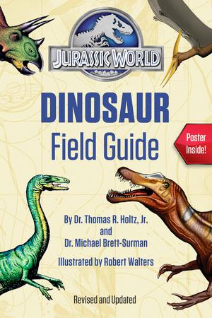 Jurassic World - Dinosaur Field Guide Book