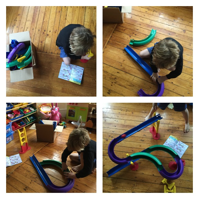 Lakeshore Learning Giant Roller Ramps Review