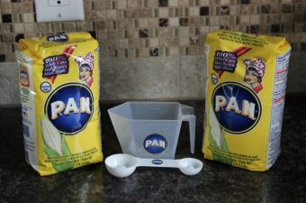 Become a #PANfan!  Cooking with P.A.N. Cornmeal – Recipe Included