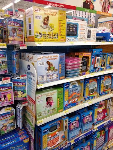 Teach My - Walmart Shelf