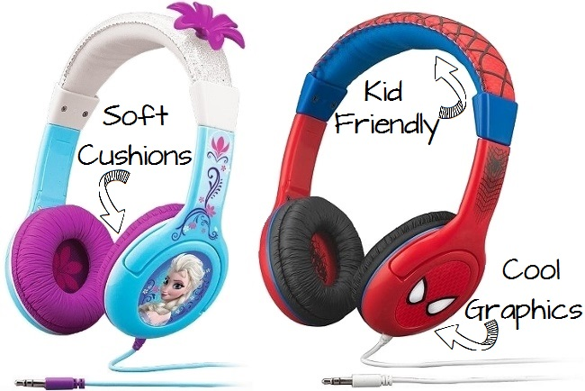 eKids Headphones
