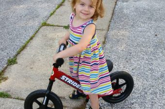 As Easy As Learning to Ride a Bike with Strider!