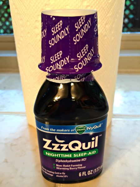 zzzquil bottle