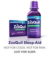 zzzquil products