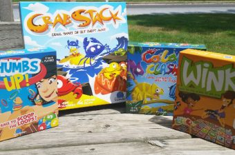 Enjoy the Best Family Fun with Wink & Other Blue Orange Games