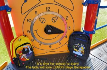 LEGO® Bags Backpacks for Back to School