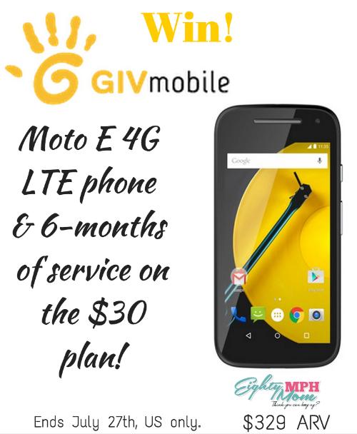 GIV Mobile Giveaway