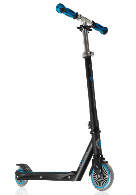 Globber - MY TOO Fixed Scooter, Blue