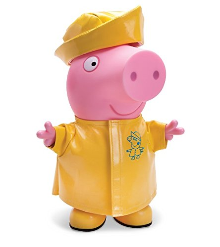Peppa Pig - Rainy Day Doll