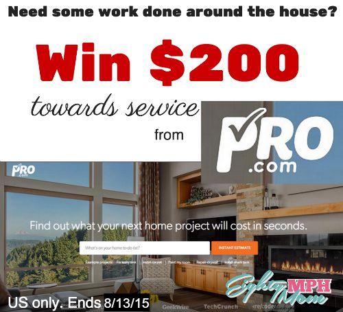 Pro.com_prize