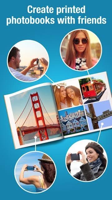pictyear photo album app
