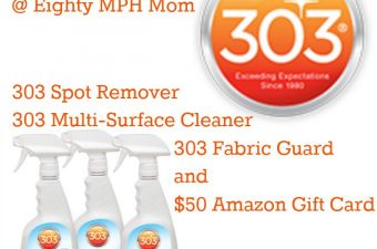 Clean Up with 303 Products