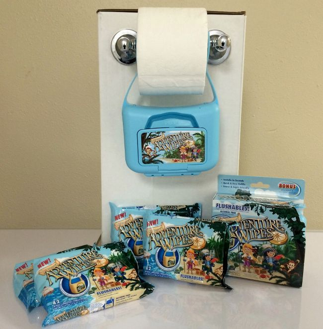 sterling adventure wipes