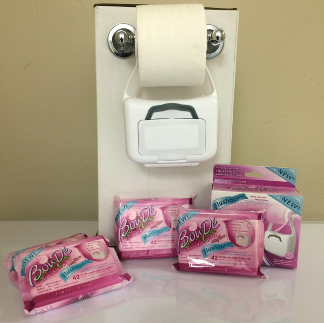 sterling bou de wipes for ladies