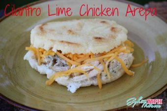 Arepa Sandwich Takeover with P.A.N. Cornmeal #PANFan Recipe Included