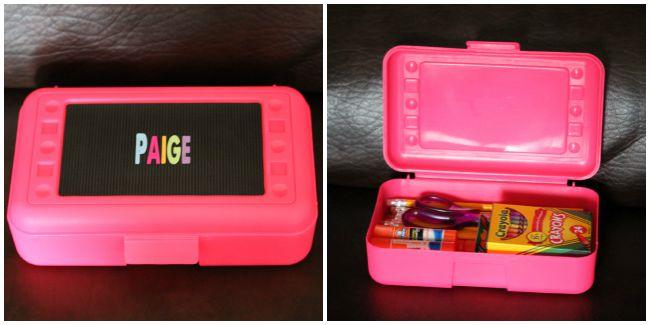 PMall Pencil Box