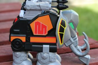 Fisher-Price Imaginext Mighty Morphin Power Rangers Toys