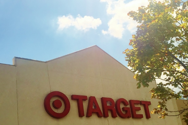 Target Retail Location, Store Image