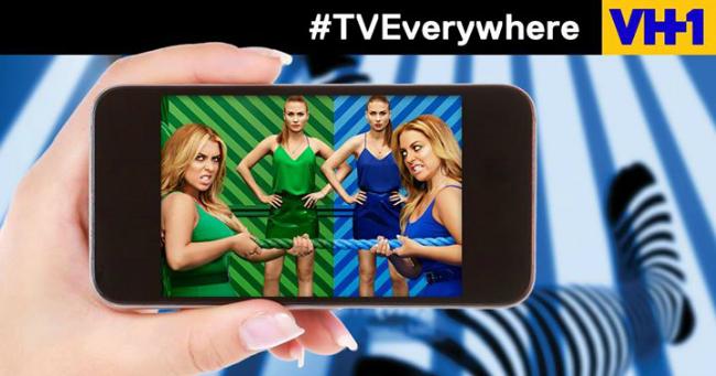 VH1 Twinning TVE