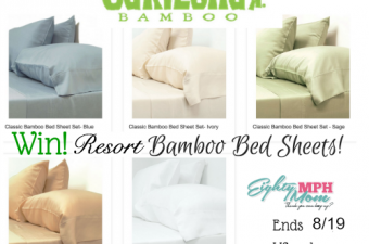 Cariloha Bamboo Bed Sheets – simply amazing!