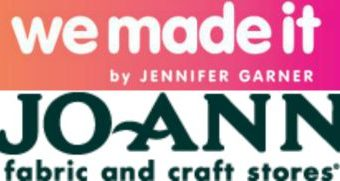 "Get Crafty with ""We Made It"" Craft Kits from Jennifer Garner and Jo-Ann Fabric and Craft Stores"