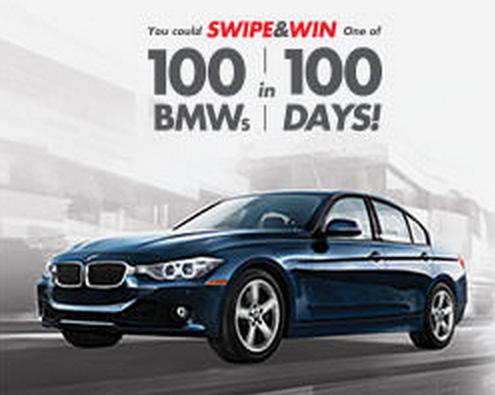 win a BMW