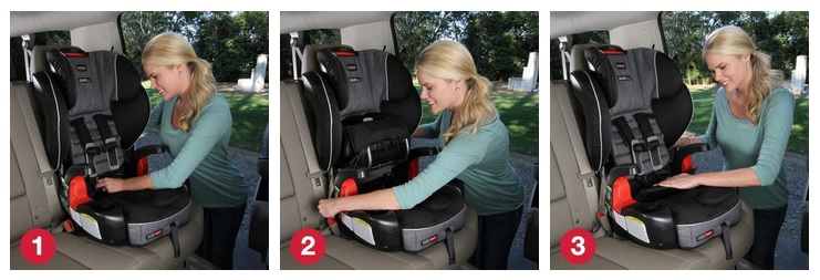 Britax ClickTight Installation