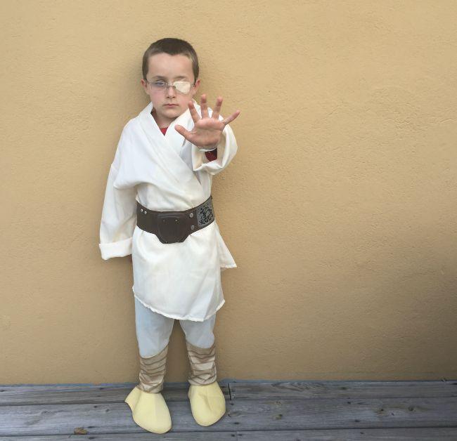 Luke Skylwaker Halloween Costume