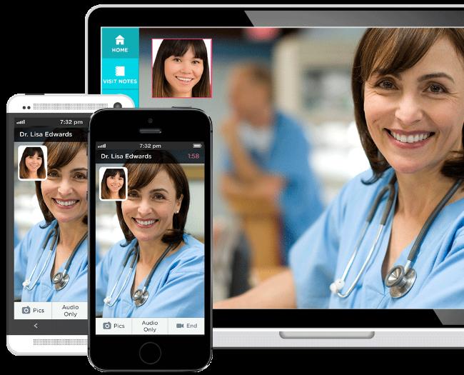 doctor on demand video visit