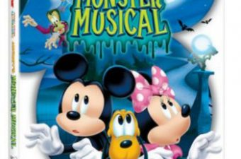 Mickey Mouse Clubhouse: Mickey's Monster Musical is Now Available on DVD! – Review