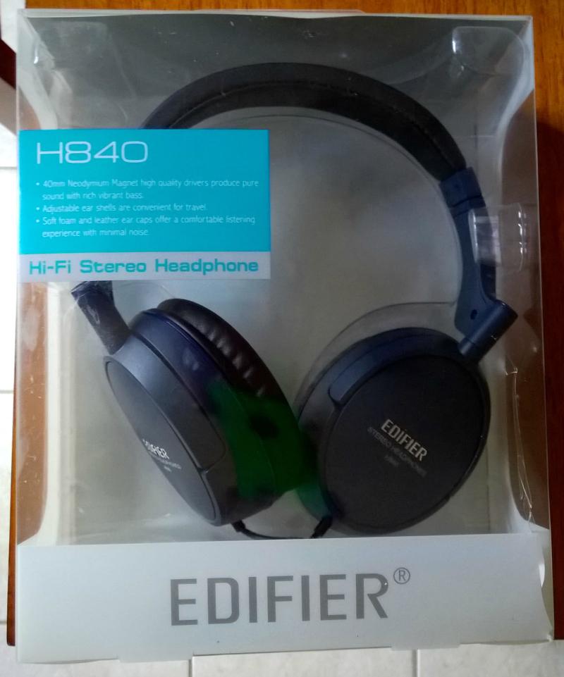 Edifier Hi-Fi Stereo Headphones Review