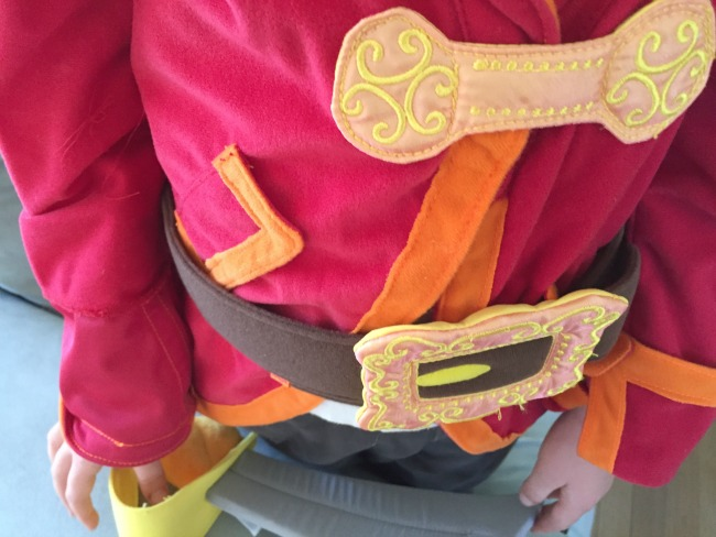 Haba Pirate Costume 3