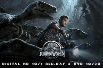 It's a Prehistoric Celebration! Jurassic World is Now Available on Digital HD