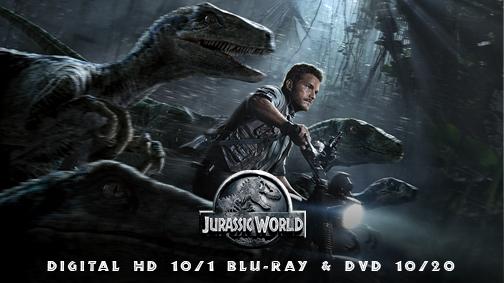 Jurassic World Digital HD