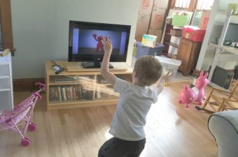 We Love Elmo! Play All Day With Elmo DVD Review