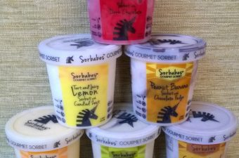 Sorbabes Gourmet Sorbet – Sorbet That Eats Like an Ice Cream