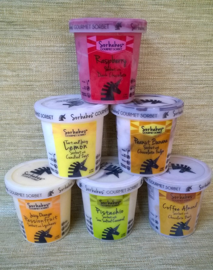 Sorbabes Gourmet Sorbet - Sorbet That Eats Like an Ice Cream