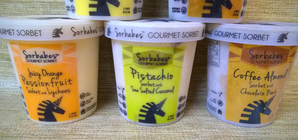 Sorbabes Gourmet Sorbet - Sorbet That Eats Like an Ice Cream