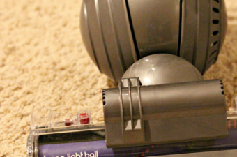 Dyson Light Ball Multi Floor Bagless Upright Vacuum Review