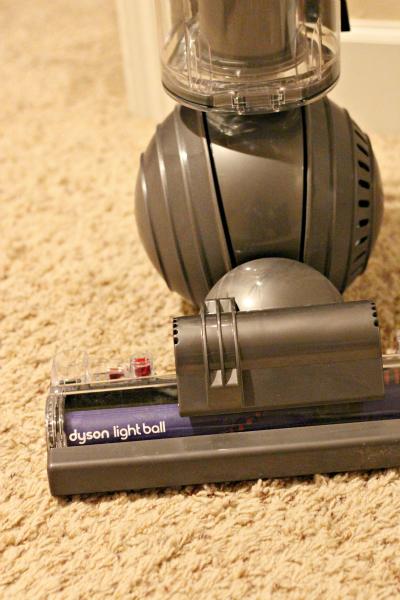 dyson light ball vacuum