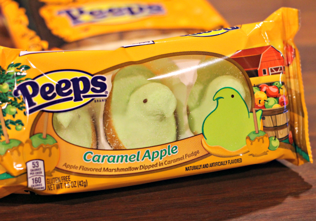 caramel-apple-peeps