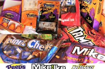 Halloween PEEPS, MIKE & IKE Halloween Candy