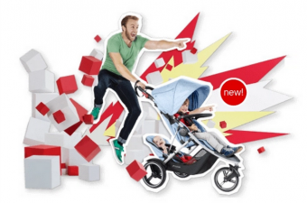Enter the Red Tricycle phil&teds Stroller Sweepstakes!