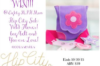 The Hip City Sak is Perfect for Kids on the Go!