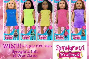 Check Out the New Boutique Collection of Springfield Dolls