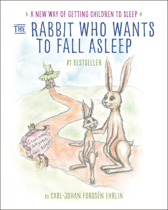 rabbit who wants to fall asleep book